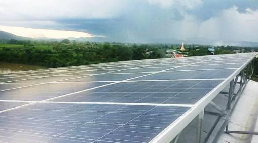 dự án điện năng lượng mặt trời quảng bình