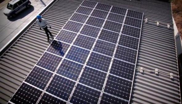Gia Phú tự hào là nhà phân phối chính thức của tấm pin mặt trời Sharp tại Việt Nam