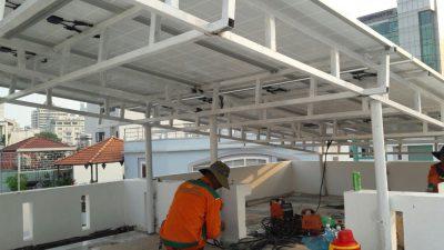 các dự án điện mặt trời GPsolar đã triển khai