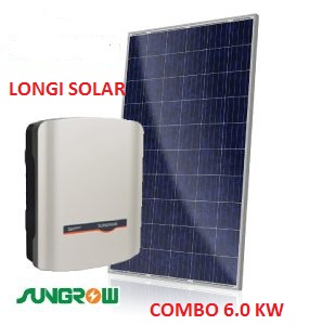 sungrow inverter 6kw | GPsolar