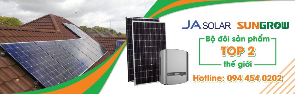 ja solar and sungrow