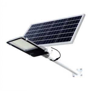 Đèn đường năng lượng mặt trời 300w 1 mắt lớn
