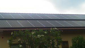 GPsolar lắp điện mặt trời hòa lưới 1.5 kwp tại Quận 11