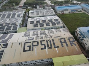 gp solar panel dien mat troi uy tin | GPsolar